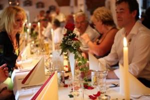 Ob Hochzeit oder andere Feierlichkeiten